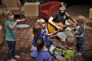 Music Therapy with Central Ohio Music Therapy